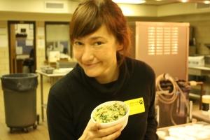 Chef Andrea Reusing