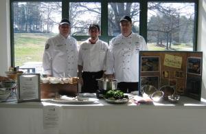Chefs Ryan, Ryan and Jim